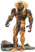 Diamond Select Diamond Select Toys Marvel Select: Zombie Sabretooth Action Figure (Multicolor)