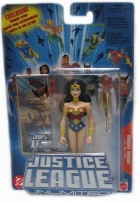 DC Comics Action Figures DC Comics Justice League Wonder Woman