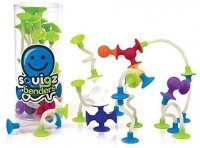 Fat Brain Toys Squigz Benders (Multicolor)