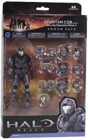 McFarlane Toys Halo Reach Series 5 6 Inch Scale Spartan Cqb Custom & 3