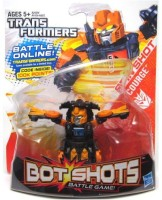 Hasbro Transformersbot Shots Series 2 Spin Shot Scourge (Multicolor)