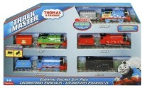 Fisher-Price Thomas & Friends Trackmaster Essential Engine Gift Pack (Multicolor)