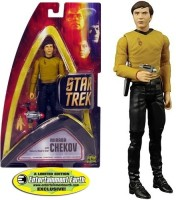 Playmates Star Trek: Entertainment Earth Exclusive 'Mirror, Mirror' Chekov Action Figure (Black)