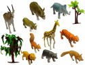 Ollington St. Collection Animal Collectables - Animal Kingdom - Multicolor