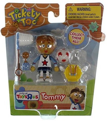 Just Play Action Figures Just Play Tickety Toc Tommy