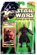 Star Wars Action Figures Star Wars Power of the Jedi Darth Maul Action Figure