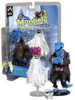 The Muppets Uncle Deadly (Blue Variant With White Ghost) (Multicolor)