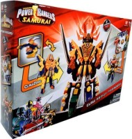 Bandai Power Rangers Samurai Deluxe Dx 2Pack Claw Armor Megazord (Multicolor)