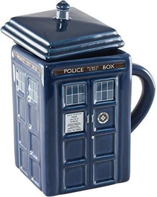 Doctor Who Action Figures Doctor Who Figural Tardis Mug