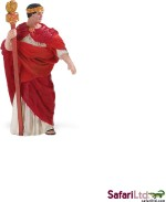 Safari Ltd Action Figures Safari Ltd Hc Emperor Of Ancient Rome