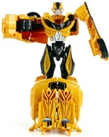 Gift World Transformers Age Of Extinction Bumblebee Power Attacker (Yellow)