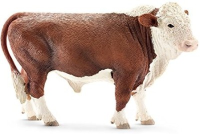 Schleich Action Figures Schleich Hereford Bull