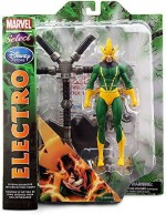 Marvel Action Figures Marvel Select Electro
