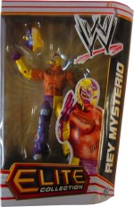 WWE Action Figures WWE Elite Collection Rey Mysterio