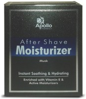 Apollo Pharmacy After Shave Moisturizer Musk (100 Ml)
