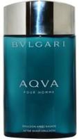 Bvlgari Aqua Pour Homme Apres Rasage After Shave Lotion (100 Ml)