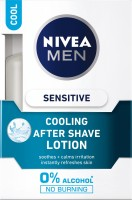 Nivea Men Sensitive Cooling After Shave Lotion (100 Ml)