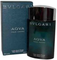 Bvlgari Aqua Pour Homme After Shave Lotion (100 Ml)