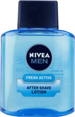 Nivea Fresh Active After Shave Lotion - 100 Ml
