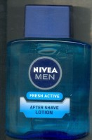 Nivea Men Fresh Active After Shave Lotion With Offer (100 Ml)