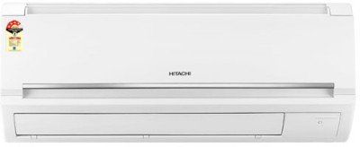 Hitachi 1 Ton 5 Star Window AC White (RAW511KUD)
