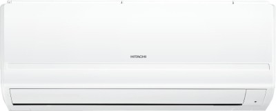 Hitachi 1 Tons Inverter Split AC White (RAU312KWEA)