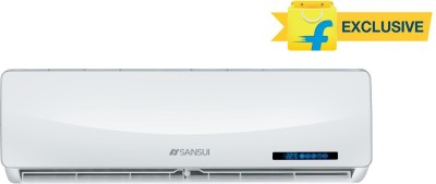 Sansui 1.5 Ton 5 Star Split AC - Just Rs.23,990 + 10% off on Standard Chartered Debit or Credit Cards