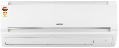 Hitachi RAU312HUDD 1 Ton 3 Star Split AC (White)