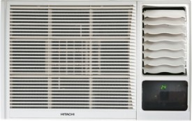 Hitachi 1 Ton 3 Star Window air conditioner