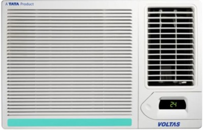 Buy Voltas Silver 1.5 Tons Window Air Conditioner: Air Conditioner