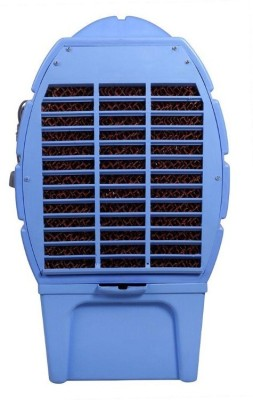 SUNPOINT OxygenR 30 Litre Personal Air Cooler (WHITE & BLUE, 20 Litres)
