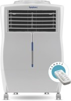 Symphony Ninja I Personal Air Cooler (White, 17 Litres)