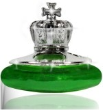 Royal Crown Air Fresheners Royal Crown Refillable Car Perfume Green Apple Diffuser Air Freshener