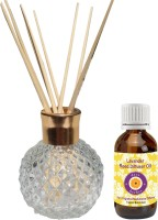 Deve Herbes Lavender Reed Diffuser Oil - 30ml (Fragrance Made In Spain) (30 Ml)