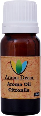 Aroma Decor Aroma Decor Oil Citronila Liquid Air Freshener