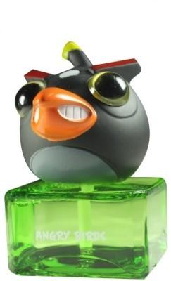 Angry Bird Cute Angry Birds Designer Bottle Base Perfume Green Apple Aerosol Air Freshener 150 g