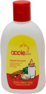 Apple Baby All Purpose Cleaners Apple Baby Liquid Cleanser For Nursing Products