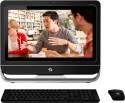 HP 18-5017in All-in-One (Pentium/ 2GB/ 500GB/ Win8.1): All In One Desktop