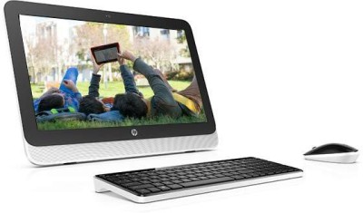 HP All-in-One-20 r141in (Black, White)