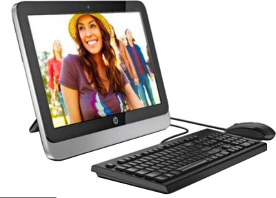 HP 18 5201ix All-in-One (APU Dual Core E1/ 4GB/ Ubuntu) (18 5201ix) (Black)