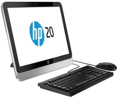 View HP Pavilion 202115IL All-in-One (1st Gen PQC/ 2GB/ Free DOS) Desktop Computer Price Online(HP)
