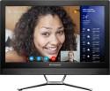 Lenovo C470 All-in-One (4th Gen Ci3/ 4GB/ 1TB/ 2GB Graph/ Win8.1) (57330317) (Black)