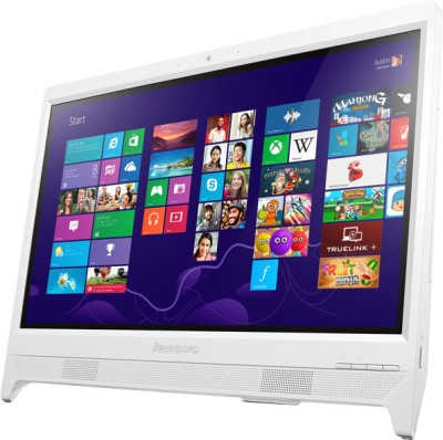 View Lenovo C260 All-in-One (CDC/ 2GB/ 500GB/ Win8.1)  Price Online