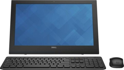 View Dell Inspiron 20-3043 Aio-3043 Desktop Computer Price Online(Dell)