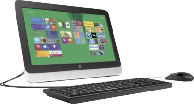HP 20-r010in (Black & Silver)