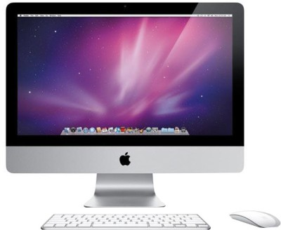 Apple iMac ME086HN/A All-in-One (Quad Core i5/ 8GB/ 1TB/ OS X Mavericks) (Silver)