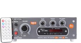 Bexton BX4000 160 W AV Power Amplifier