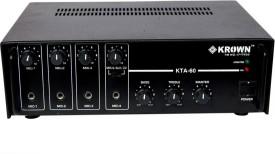 Krown KTA-60 Professional Medium Series PA System 55 W AV Power Amplifier