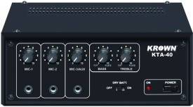 Krown KTA-40 Professional Low Series PA System 35 W AV Power Amplifier