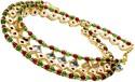 Little India Brass Anklet - Pack Of 2 - ANKDRZ52HRDSEFHU